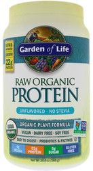 Raw Organic Protein 568 Grams Powder