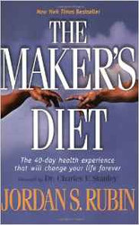 The Makers Diet by Jordan Rubin