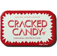 Cracked Candy Cinnamon Xylitol Candy