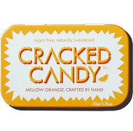 Cracked Candy Mellow Orange Xylitol Candy