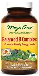 Balanced B Complex 60 Tablets