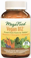 Vegan B-12 30 Tablets
