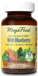 Wild Blueberry 90 Tablets