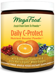 Megafood Daily C Protect 30 Day Nutrient Booster Powder