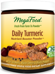 Daily Turmeric 30 Day Nutrient Booster Powder