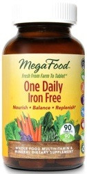 Iron Free One Daily 90 Tablets