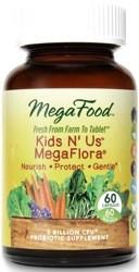 Kids N Us MegaFlora 60 capsules