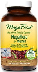 MegaFlora for Women 90 Capsules