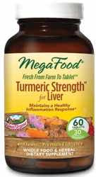 Turmeric Strength for Liver 60 Tablets