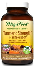 Turmeric Strength for Whole Body 120 Tablets