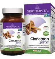 Cinnamon Force 60 Liquid VCaps