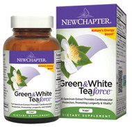 Green and White Tea Force 60 Capsules