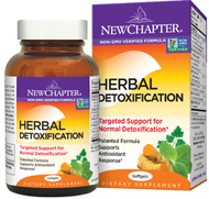 Herbal Detoxification 60 Softgels