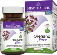 Oregano Force 30 Vegan Capsules