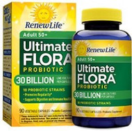 Ultimate Flora Adult Over 50 Probiotic