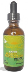 Divine Health Rapid Waist Reduction Drops
