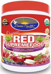 Divine Health Red SupremeFood 30 Days Powder
