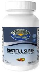 Divine Health Restful Sleep Formula 60 Capsules