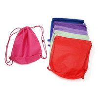 Non Woven Sports Bag - 6 Assorted Colors