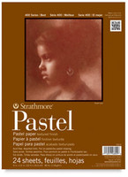 Strathmore - Pastel - 400 Series - 9in. x 12in.  Pad