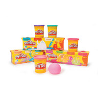 Play-Doh® 4 pack of Classic Colors - 4 Assorted Styles - 4 pieces