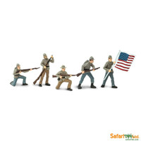 Civil War Confederate Soldiers Designer TOOB® 1