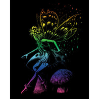 Fairy Princess – Engrave Art