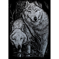 Prowling Friends – Engrave Art