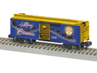 Limited edition 2016 Lionel Christmas Boxcar!
