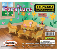 3D Puzzles - Furniture