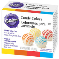 PRIMARY CANDY COLORS SET
