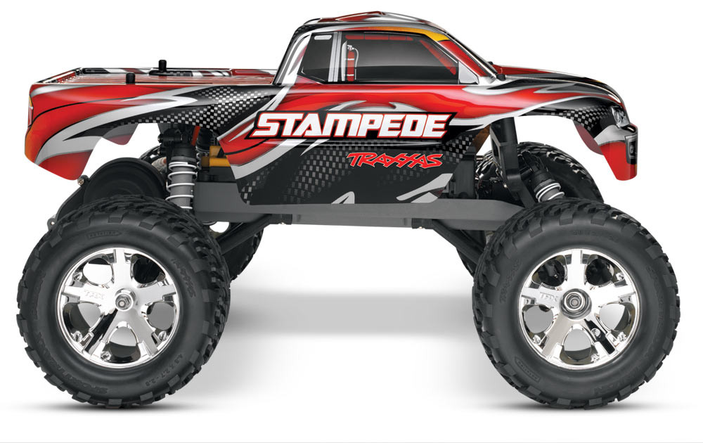 Traxxas Stampede 2WD RC Truck Image 1