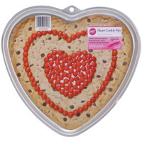 Giant Cookie Pan – Heart