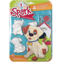 Plaster Magnet Kit – Playful Pups