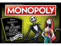 MONOPOLY®: The Nightmare Before Christmas 25 Years