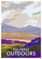 BB78470 - The Great Outdoors 1 (6 blank cards)