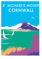 BB78473 - St Michael's Mount, Cornwall (6 blank cards)
