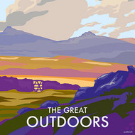 BB78538 - The Great Outdoors (6 blank cards)