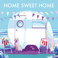 BB78780- Home Sweet Home (6 blank cards)
