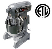20QT Planetary Mixer  & Accessories UNIWORLD UPM-M20E (M Series) (NEW) #3845