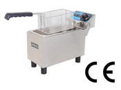 Basket Counter Top Fryer Electric UNIWORLD UEF-061L (NEW) #3870