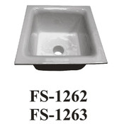 "Floor Sink 2"" Drain FS-1262 NEW #3905"