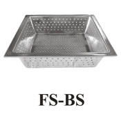 "Floor Sink 3"" Basket Stainless Steel FS-BS NEW #3907"