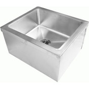24x24 Floor Mount Mop Sink NEW SE2424FM #3916