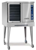 Single Deck Gas Convection Oven ICV-1 (NEW) #4558