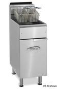 40LB S/S Gas Fryer IFS-40 (NEW) #4562