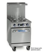 "24"" 4 Burner Electric Range & Standard Oven IR-4-E (NEW) #4581"