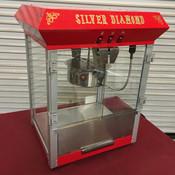 Popcorn Machine UNIWORLD UPCM-8E NEW #4556