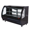 """74"""" Refrigerated Display Case TEM-200-BL PLUS (NEW) #4933"""