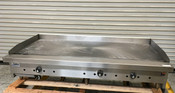 """60"""" Thermostatic Gas Griddle STG-60 (NEW) #5829"""